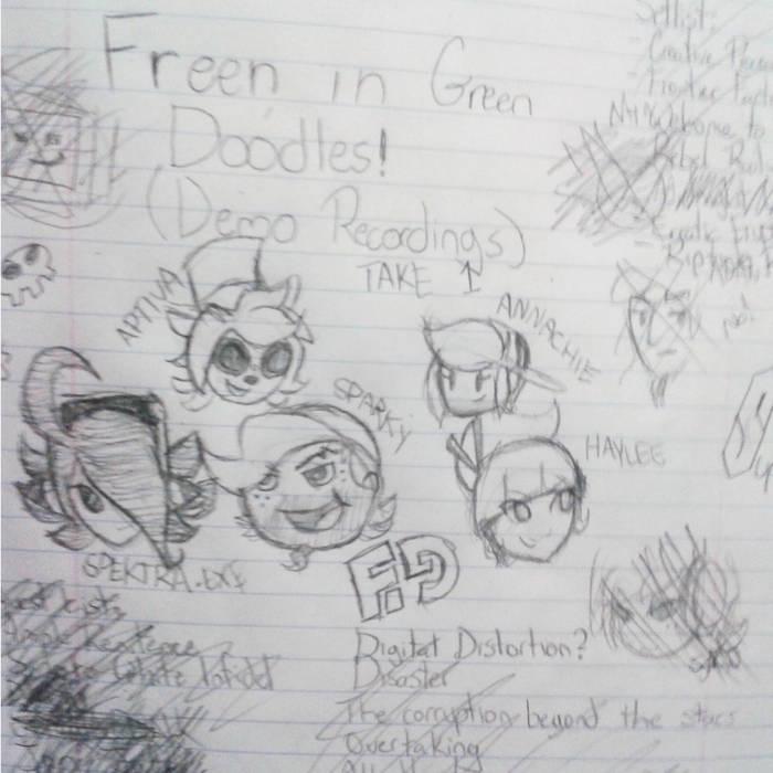 Doodles (Demo Recordings) cover art