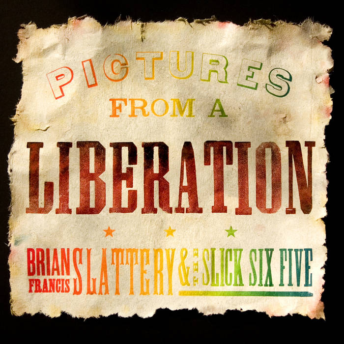 Pictures from a Liberation cover art