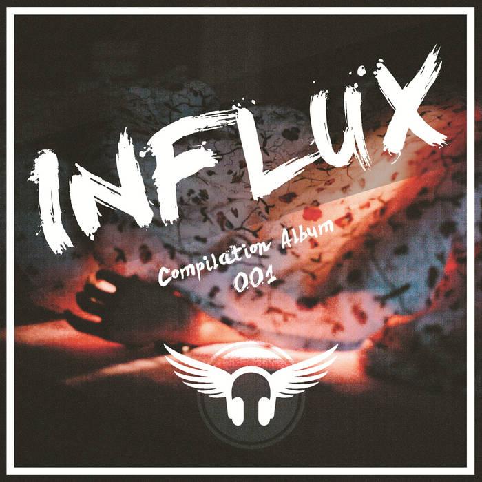 Influx 001 - Compilation Album cover art