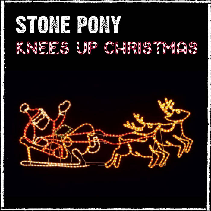 Knees Up Christmas cover art
