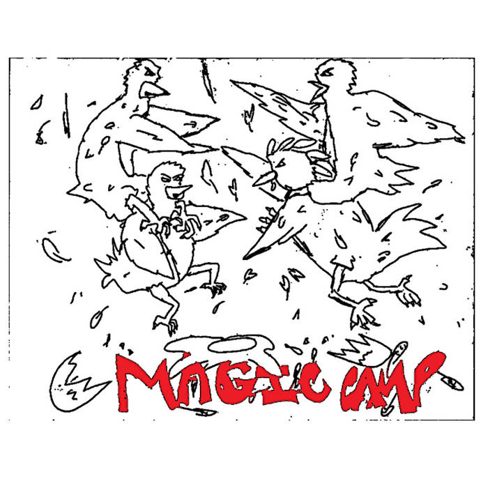 Magic Camp cover art