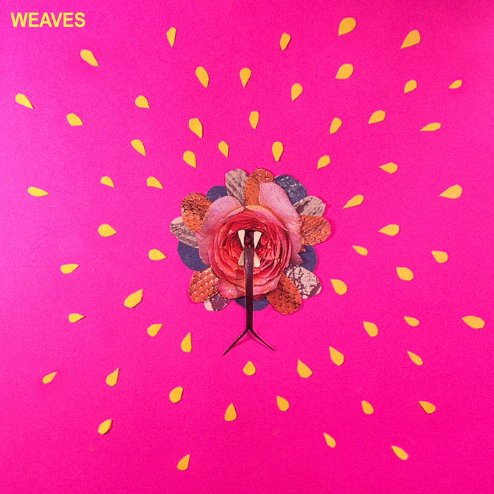 Weaves (EP) cover art