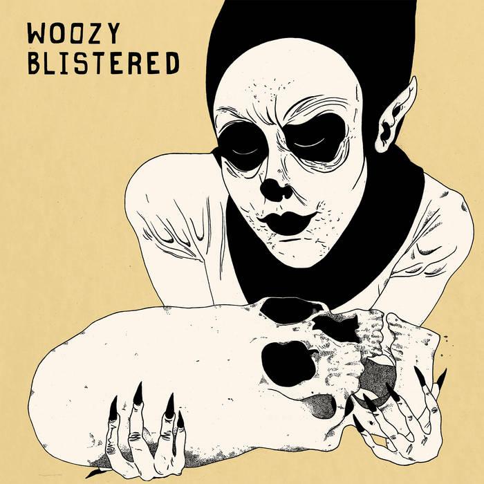 Blistered cover art