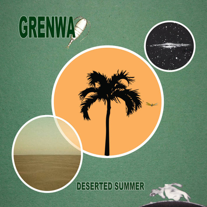 Deserted Summer cover art