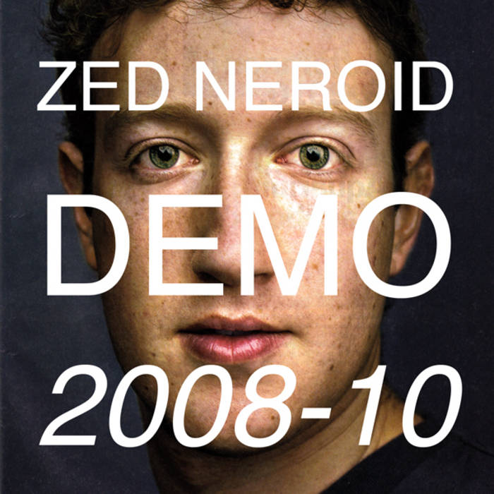 DEMO 2008-10 cover art