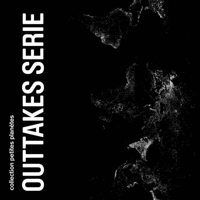 Collection Petites Planètes: outtakes serie cover art