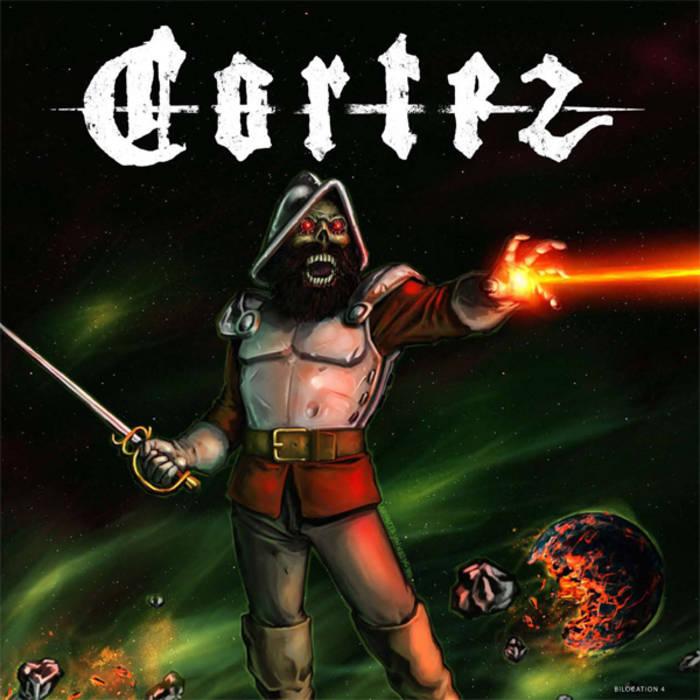 Cortez cover art