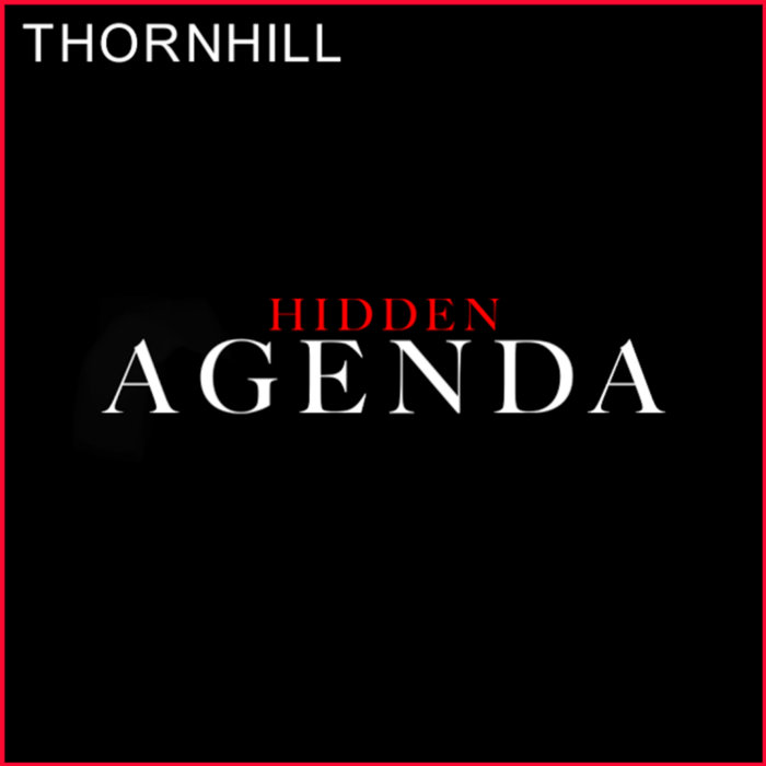 Hidden Agenda cover art