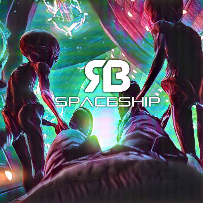 Spaceship cover art