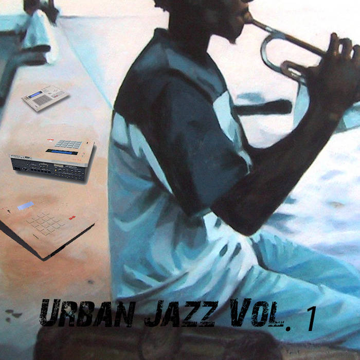 Urban Jazz Vol 1 cover art