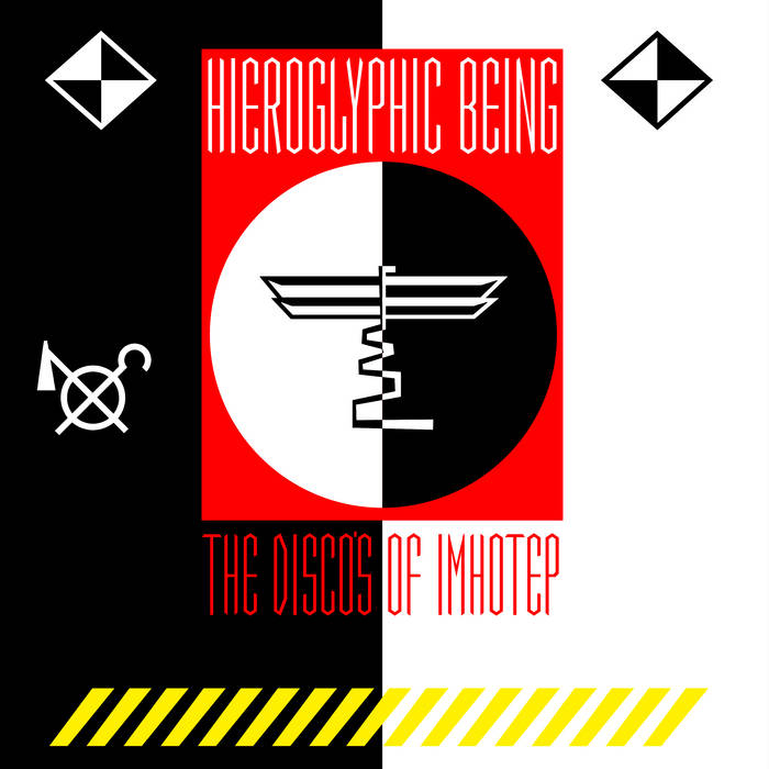 The Disco's Of Imhotep cover art