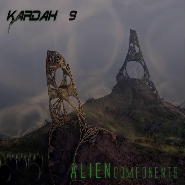 Alien Components cover art