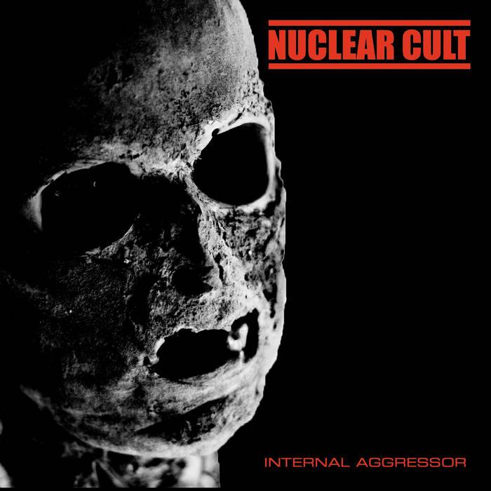 "Internal Aggressor 7"" cover art"