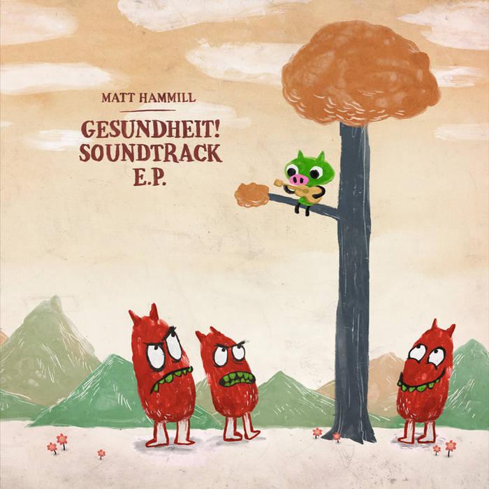 Gesundheit! Soundtrack EP cover art