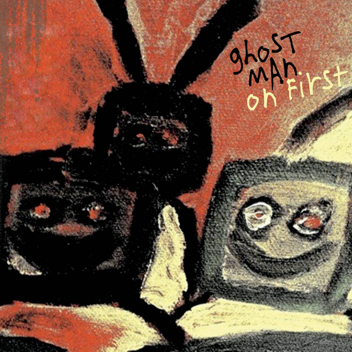 ghost man on first cover art