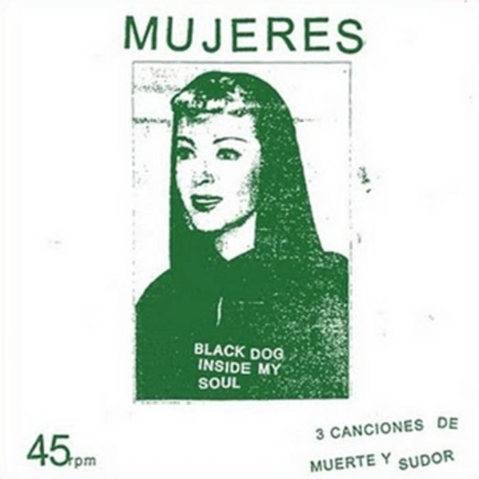 "Mujeres ""Yella"" cover art"