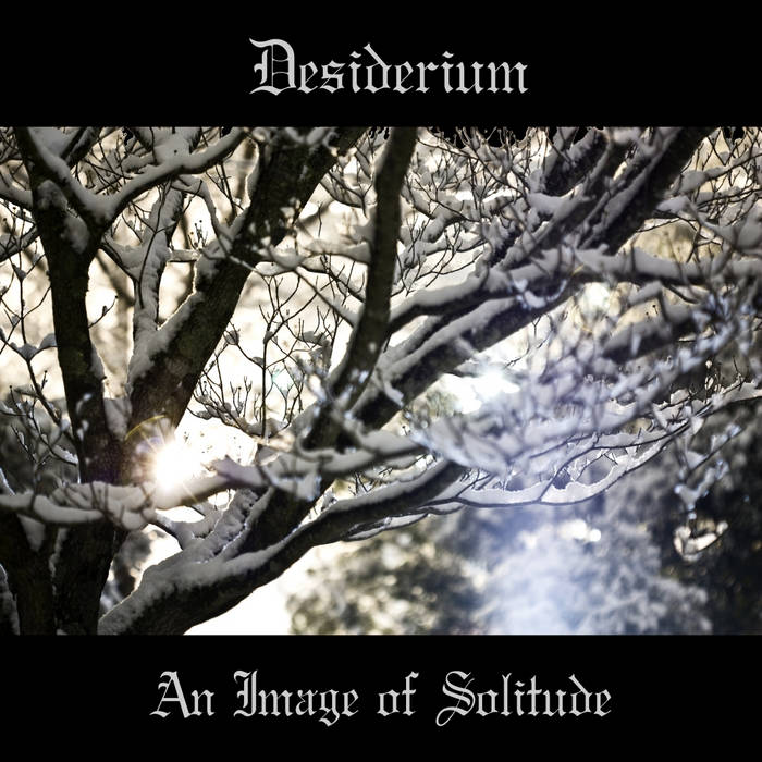 An Image of Solitude cover art