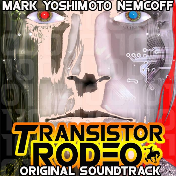 Transistor Rodeo Soundtrack cover art