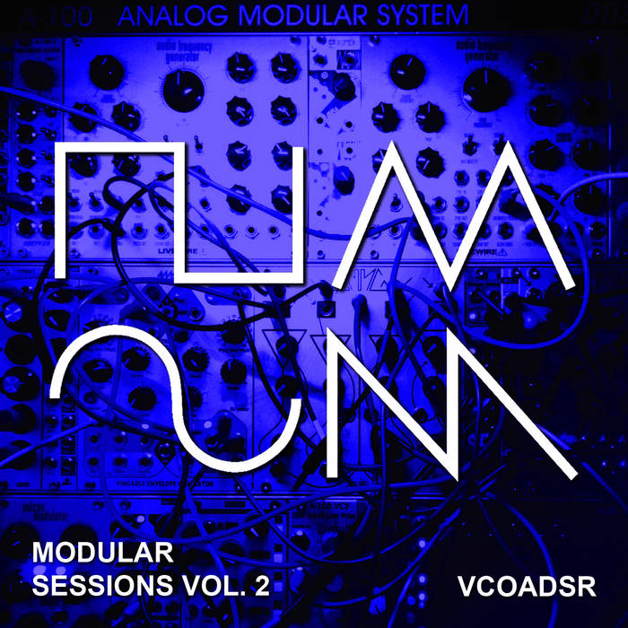 Modular Sessions Vol.2 cover art