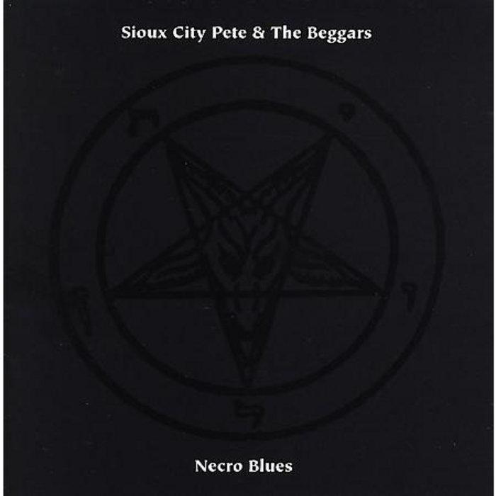 Necro Blues cover art