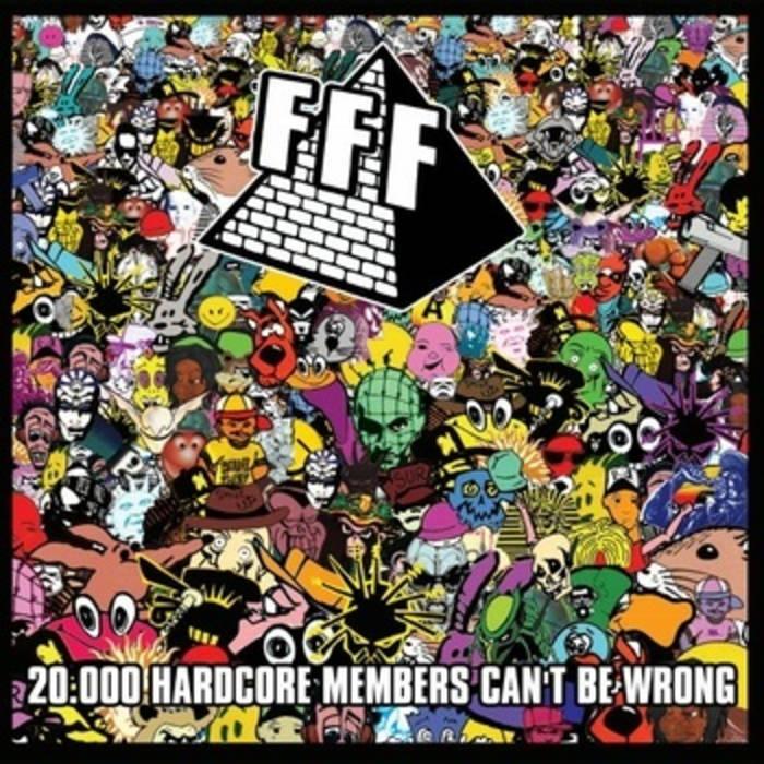 FFF - Own (Newk remix) cover art