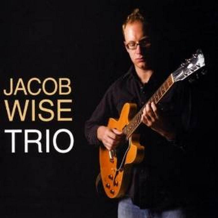 Jacob Wise Trio cover art