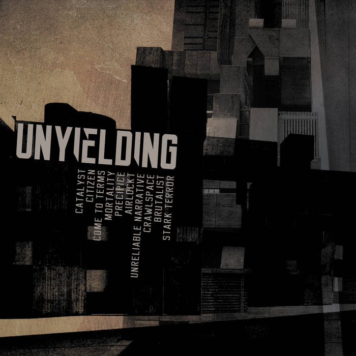Unyielding cover art