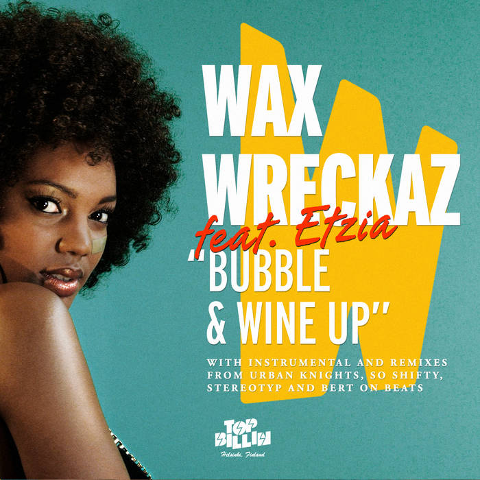Bubble And Wine Up cover art