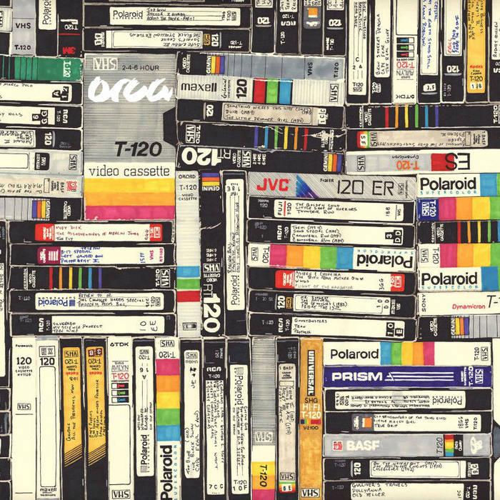 VHS DEUX cover art