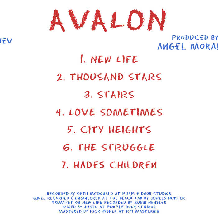 AVALON cover art