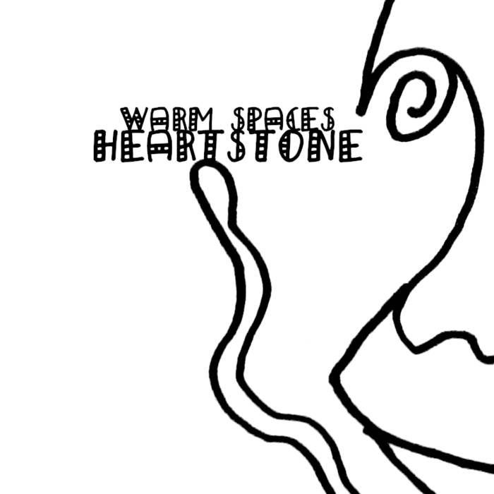 Heartstone EP cover art