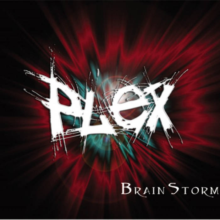 BrainStorm (ALBUM) cover art