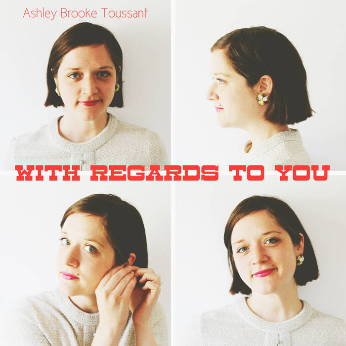 With Regards To You cover art