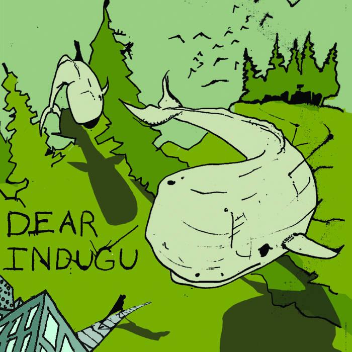 Dear Indugu (Self-Titled EP) cover art