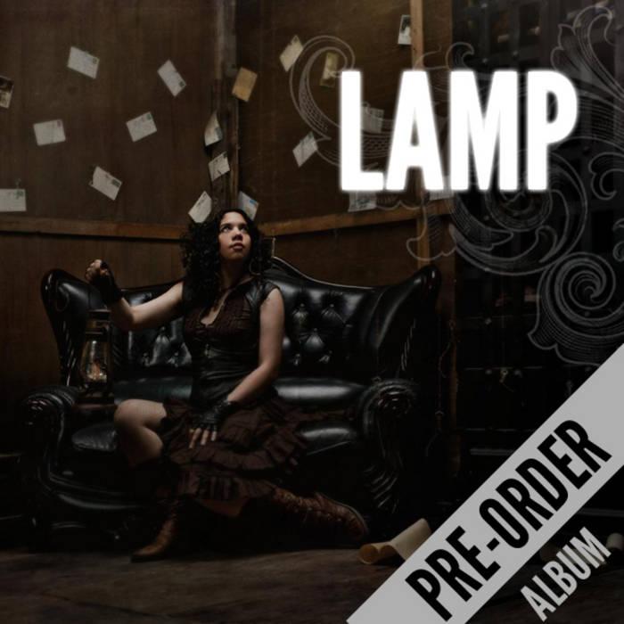 LAMP cover art