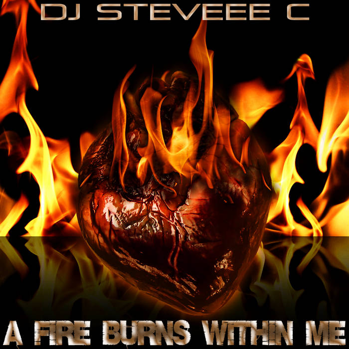 A Fire burns within me cover art