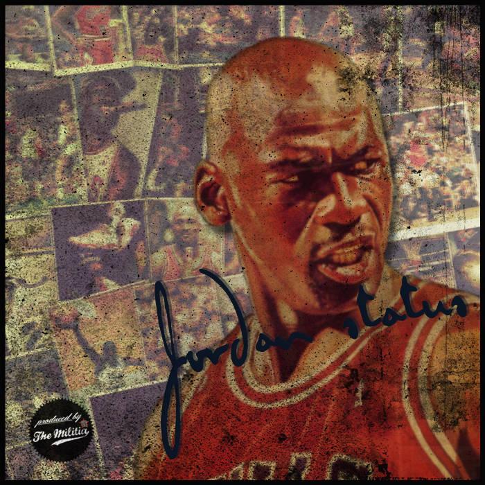 Jordan Status cover art