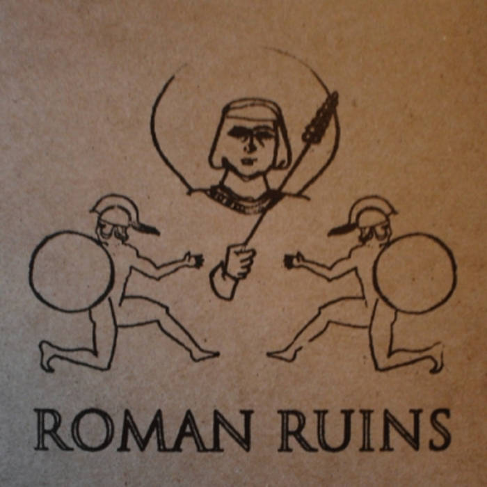 Roman Ruins EP cover art