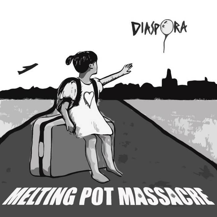 Diaspora EP cover art