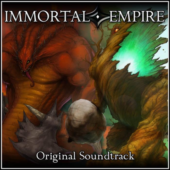 Immortal Empire Soundtrack cover art