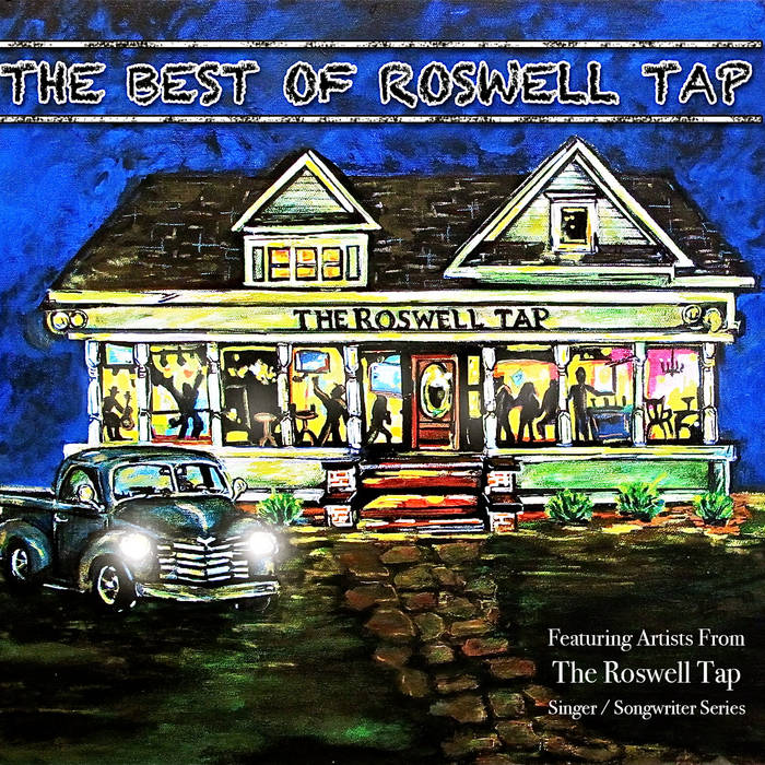 The Best of Roswell Tap cover art