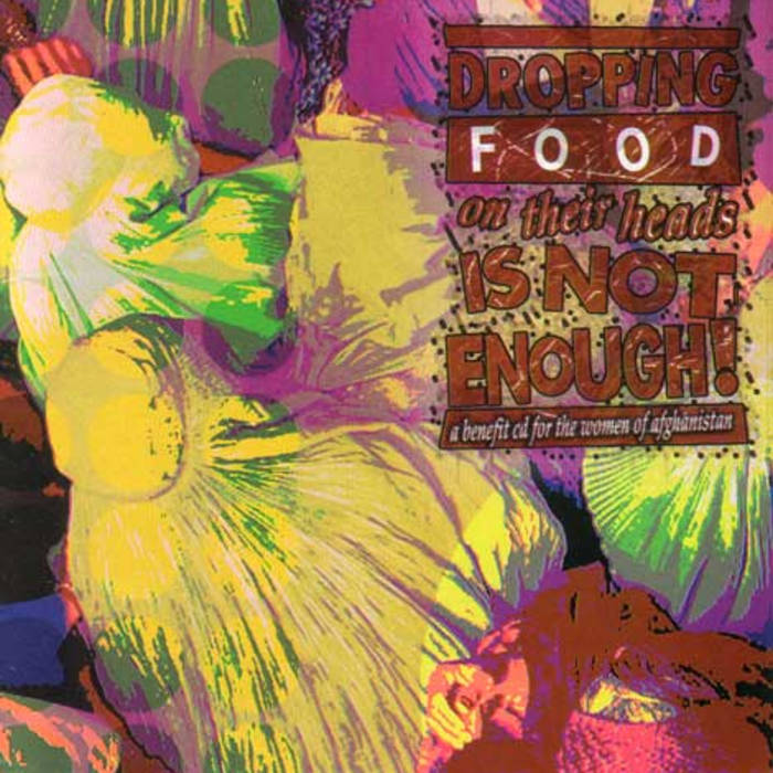 Dropping Food On Their Heads Is Not Enough cover art