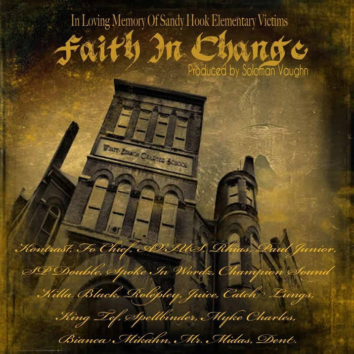 Faith In Change cover art
