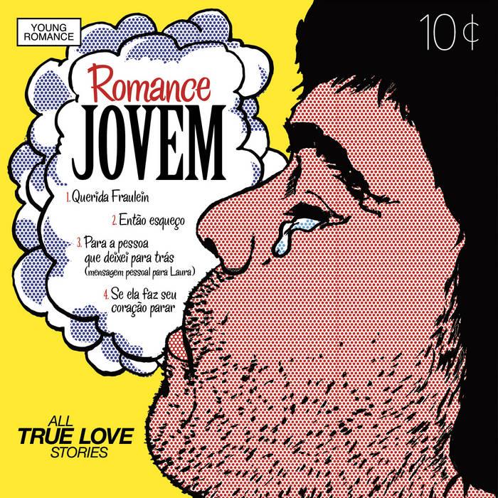 Romance Jovem cover art
