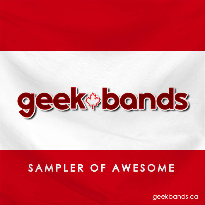 Canadian Geek Band Sampler cover art