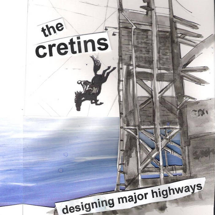 Designing Major Highways cover art