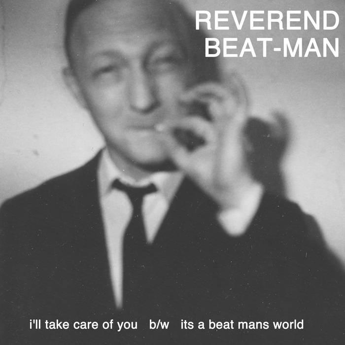 IT'S A BEAT-MAN'S WORLD cover art