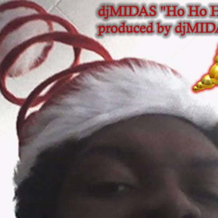 """""""Ho Ho Ho... I  aint ya Santa Claus"""" inst cover art"""