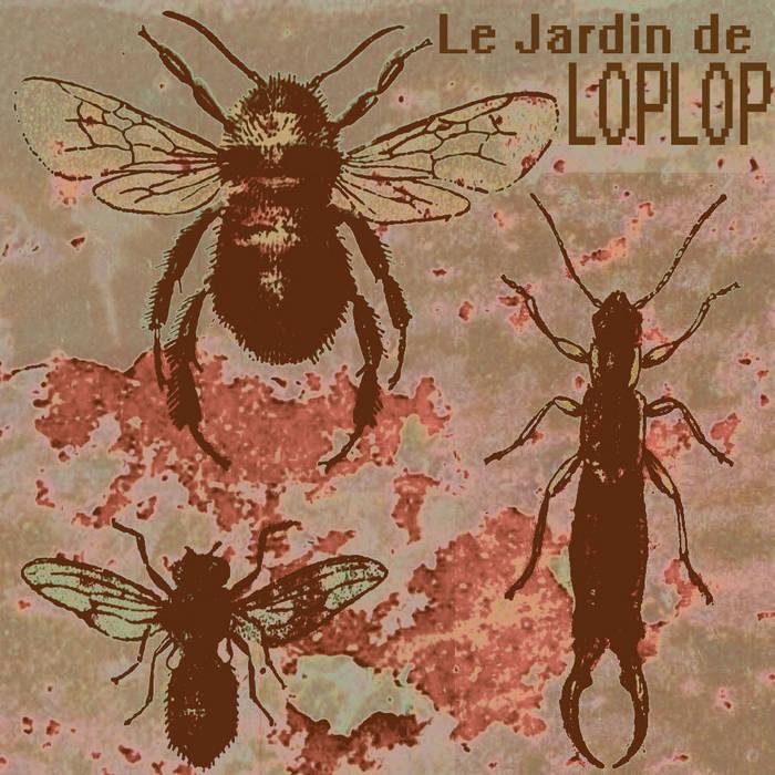 Le Jardin de LOPLOP cover art