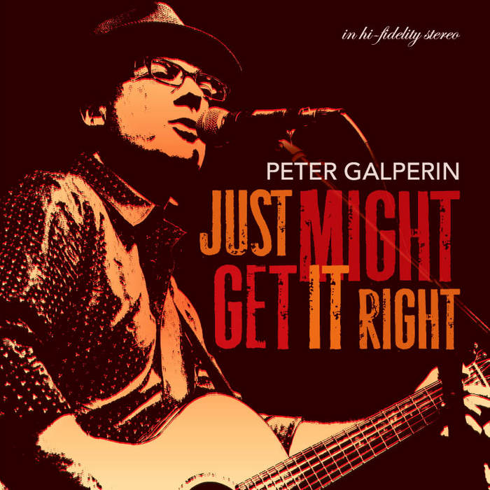 Just Might Get It Right cover art